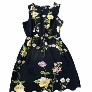 2 for $60 | UO | Bycorpus | Scallop Floral Dress